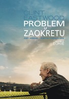 Trouble with the Curve - Serbian Movie Poster (xs thumbnail)