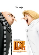 Despicable Me 3 - Finnish Movie Poster (xs thumbnail)