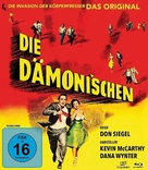 Invasion of the Body Snatchers - German Blu-Ray cover (xs thumbnail)