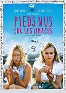 Pieds nus sur les limaces - French DVD cover (xs thumbnail)