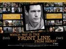 Which Way Is the Front Line from Here? The Life and Time of Tim Hetherington - British Movie Poster (xs thumbnail)