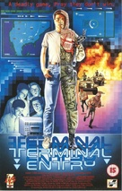 Terminal Entry - British VHS movie cover (xs thumbnail)