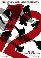 Ocean's Twelve - Dutch Movie Poster (xs thumbnail)