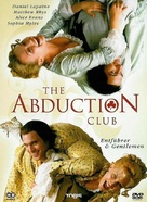 The Abduction Club - German DVD cover (xs thumbnail)