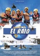 Le raid - Spanish poster (xs thumbnail)