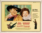 Rooster Cogburn - Movie Poster (xs thumbnail)