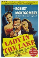Lady in the Lake - Australian Movie Poster (xs thumbnail)