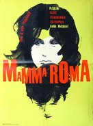 Mamma Roma - Hungarian Movie Poster (xs thumbnail)