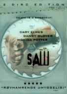 Saw - Danish DVD movie cover (xs thumbnail)