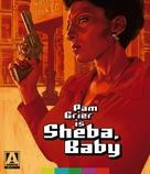 'Sheba, Baby' - British Blu-Ray movie cover (xs thumbnail)