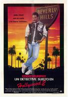 Beverly Hills Cop 2 - Argentinian Movie Poster (xs thumbnail)