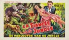 The Bride and the Beast - Belgian Movie Poster (xs thumbnail)