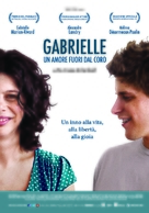 Gabrielle - Italian Movie Poster (xs thumbnail)