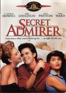 Secret Admirer - DVD movie cover (xs thumbnail)