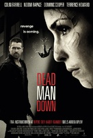 Dead Man Down - Danish Movie Poster (xs thumbnail)