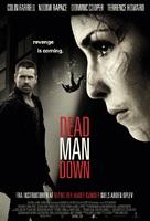 Dead Man Down - Danish Movie Poster (xs thumbnail)