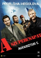 The A-Team - Hungarian Movie Poster (xs thumbnail)