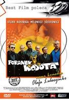 Poranek kojota - Polish Movie Cover (xs thumbnail)