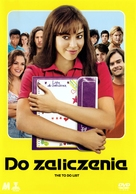The To Do List - Polish Movie Cover (xs thumbnail)