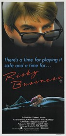Risky Business - Australian Movie Poster (xs thumbnail)