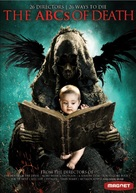 The ABCs of Death - DVD cover (xs thumbnail)