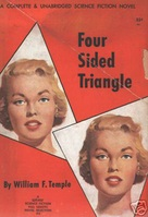 Four Sided Triangle - poster (xs thumbnail)