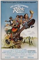 Roadie - Spanish Movie Poster (xs thumbnail)