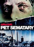 Pet Sematary - DVD movie cover (xs thumbnail)