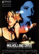 Mulholland Dr. - Spanish Movie Poster (xs thumbnail)