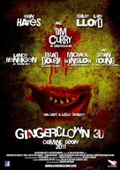 Gingerclown - Movie Poster (xs thumbnail)