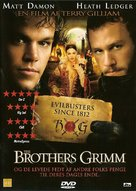 The Brothers Grimm - Danish Movie Cover (xs thumbnail)
