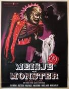 La belle et la bête - Dutch Movie Poster (xs thumbnail)