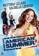 The Pool Boys - Danish DVD movie cover (xs thumbnail)