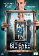 Big Eyes - Danish DVD cover (xs thumbnail)