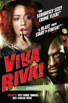 Viva Riva! - DVD cover (xs thumbnail)