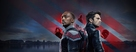 """""""The Falcon and the Winter Soldier"""" - Key art (xs thumbnail)"""