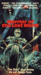 Warrior of the Lost World - VHS cover (xs thumbnail)