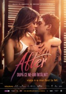 After - Romanian Movie Poster (xs thumbnail)