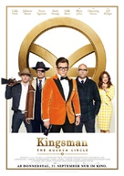 Kingsman: The Golden Circle - Austrian Movie Poster (xs thumbnail)
