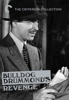Bulldog Drummond's Revenge - DVD movie cover (xs thumbnail)