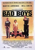 Bad Boys - Italian Movie Poster (xs thumbnail)