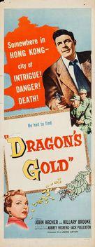 Dragon's Gold - Movie Poster (xs thumbnail)