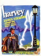 Harvey - Belgian Movie Poster (xs thumbnail)