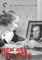 Men Are Not Gods - DVD cover (xs thumbnail)