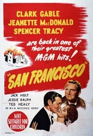 San Francisco - Australian Movie Poster (xs thumbnail)
