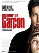 About a Boy - French poster (xs thumbnail)