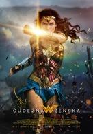 Wonder Woman - Slovenian Movie Poster (xs thumbnail)