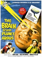 The Brain from Planet Arous - Spanish Movie Poster (xs thumbnail)
