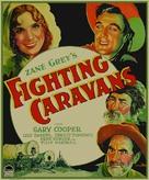 Fighting Caravans - Movie Poster (xs thumbnail)