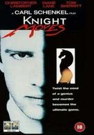 Knight Moves - British DVD movie cover (xs thumbnail)
